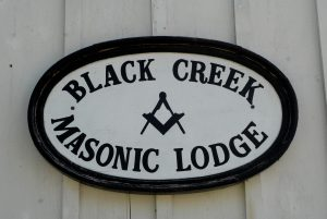 Black Creek Masonic Lodge
